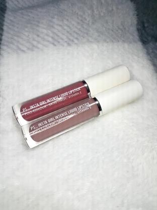 PS INSTA Girl Intense Liquid Lipsticks